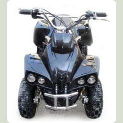 Електромобіль Bambi HB-6 EATV 800 C-2 Чорний