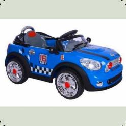 Електромобіль Bambi JE118 R-4 (р / у) Синій