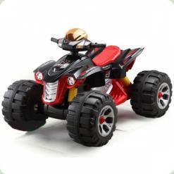 Електромобіль Bambi JS 318-2-3 Червоно-чорний