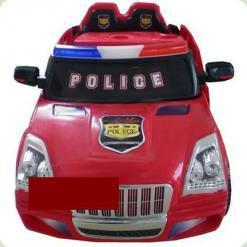 Електромобіль Bambi M 0607 R-3 (р / у) Поліція Червоний