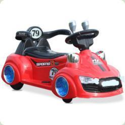 Електромобіль Bambi M 1568-3 Червоний