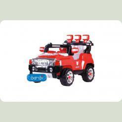 Електромобіль Bambi M 1723 R-3 Червоний