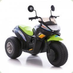 Електромобіль Bambi M1715-5 Чорно-зелений
