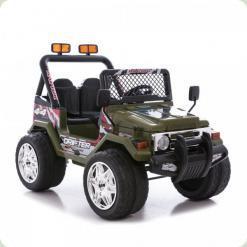 Електромобіль Bambi S618 R-10 (р / у) (2 мотора, 2 акумулятора) Khaki