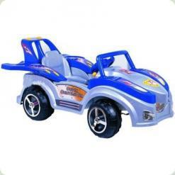 Електромобіль Bambi Z618 (р / у) Синій