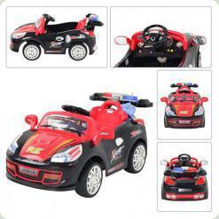 Електромобіль Bambi ZP 5029 R-2 (р / у) Чорно-червоний