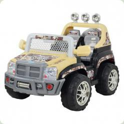 Електромобіль Bambi ZP 5199-13 Бежевий