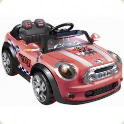 Електромобіль Bambi ZP 5388 R-8 (р / у) Рожевий