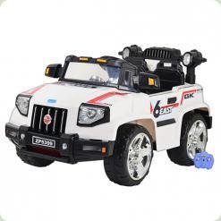 Електромобіль Bambi ZP 5399 R-1 (р/у) Білий