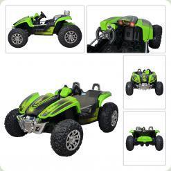 Електромобіль Bambi ZP6058-5 Чорно-зелений