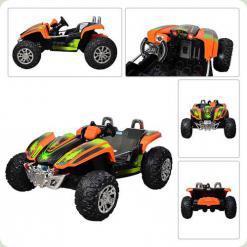 Електромобіль Bambi ZP6058-7 Чорно-помаранчевий
