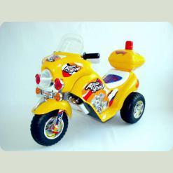 Електромобіль Bambi ZP9983-6 Yellow
