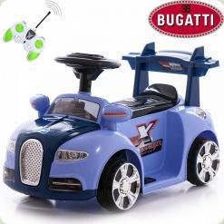 Електромобіль Bugatti MINI, фіолетовий