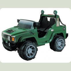 Електромобіль дитячий 2-х місцевий Джип Hummer А 26-5, Bambi