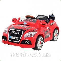 Електромобіль дитячий Audi BLB 118 R-3, Bambi, на р / у