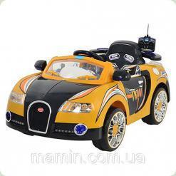 Електромобіль дитячий Bugatti BLB 1318 R-2-6, Bambi, на р / у
