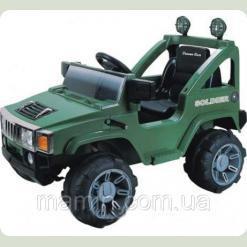 Електромобіль дитячий Джип A 30 R-10, Bambi