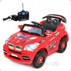 Електромобіль дитячий Джип BMW M 0570 AR-3 на р / у, Bambi