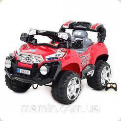 Електромобіль дитячий Джип JJ 208 R-3 на р / у, Bambi