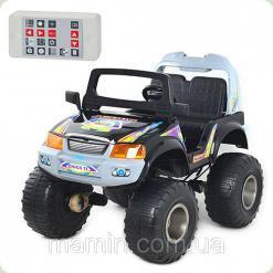 Електромобіль дитячий Джип M 1712 R-2 на р / у, Bambi
