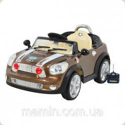 Електромобіль дитячий JE-118 RS-13 Mini Cooper, Bambi на р / у