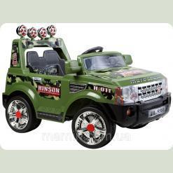 Електромобіль дитячий Land Rover JJ 012 R-2-10, Bambi на р / у