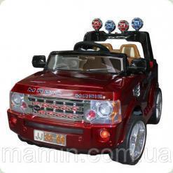 Електромобіль дитячий Land Rover JJ 012 RS-3, Bambi на р / у