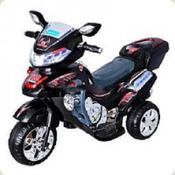 Електромобіль-мотоцикл Bambi F928 Чорний (M0562/F928-2)