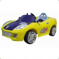 Електромобіль Tilly KL 106R Yellow (BT-BOC-0061 YELLOW)