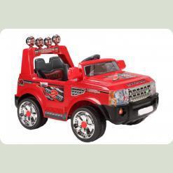 Електромобіль X-Rider M-120 (д / у, 2 мотора, 2 акумулятора) Red