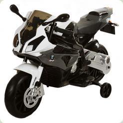 Электромотоцикл Bambi BMW RR JT 528E-11 Сірий