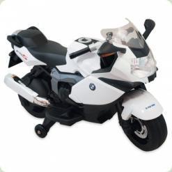 Електромотоцикл BMW Alexis-Babymix Z283 white