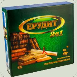 Ерудит 2 в 1 (рос. та укр.)