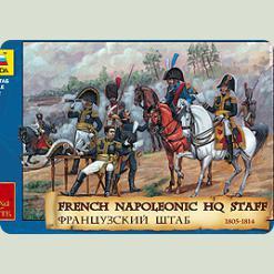 Французький штаб 1805-1814гг