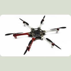 Гексакоптер DJI Flame Wheel F550 комплект для збірки ARF