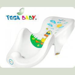 Гірка д / купання Tega пластик. Balbinka TG-014 white