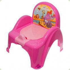 Горщик-крісло муз. Tega Safari PO-041 pink