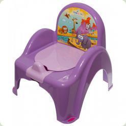 Горщик-крісло муз. Tega Safari PO-041 violet