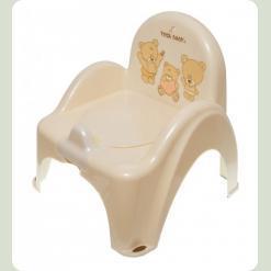 Горщик-крісло Tega Mis MS-012 beige pearl