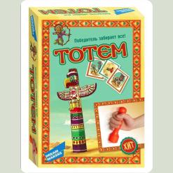 """Гра дитяча настільна """"Тотем"""""""