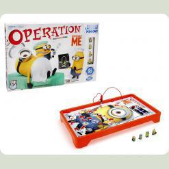 """Гра """"Операція. Серія Міньйони"""""""