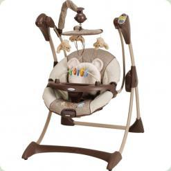 Крісло-гойдалка Graco Silhouette Classic Pooh