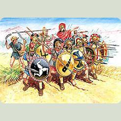 Грецька піхота