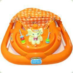 Ходунки Bambi JS314 Orange