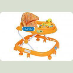Ходунки Bambi JS320-1 Orange