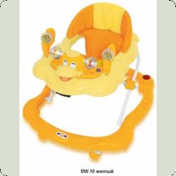 Ходунки Bertoni BW-10 (жовтий)