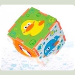 """Іграшка для ванни """"М'які пазли"""" (від 12 міс)"""