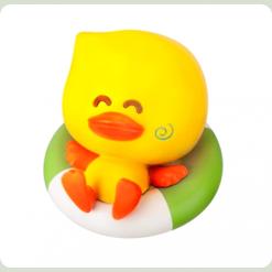 """Іграшка для ванни з термосенсором """"Веселий каченя"""" (від 0 міс.)"""