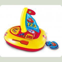 Іграшка для ванної Play WOW Човен пригод (3075PW)