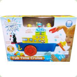 Іграшка для води Bambi 100 Пароплав